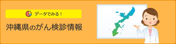 データで見られる!沖縄県のがん検診情報